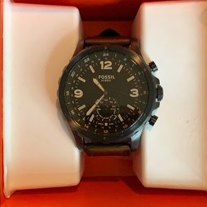 Men's fossil watch